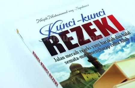 Buku Kunci Rezeki