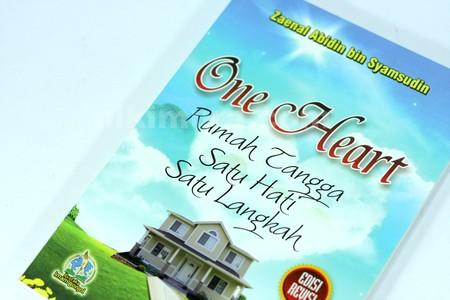 Buku One Heart Rumah Tangga Satu Hati Satu Langkah04