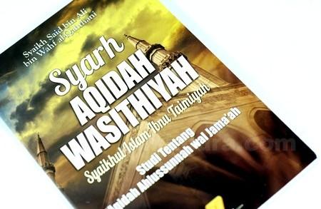 Buku Syarh Aqidah Wasithiyah