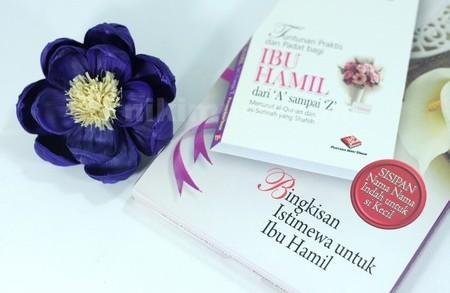 Buku Tuntunan Ibu Hamil