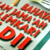 Buku Bahaya Islam Jama'ah Lemkari LDII
