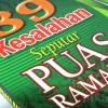 Buku Islam 89 Kesalahan Seputar Puasa Ramadhan