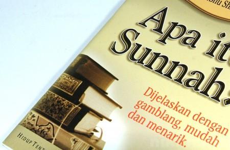 Buku Islam Apa itu Sunnah