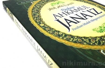 Buku Islam Cara Mengurus Jenazah