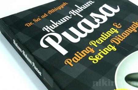 Buku Islam Hukum Puasa