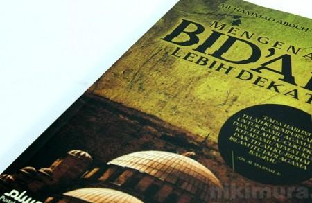 Buku Islam Mengenal Bidah Lebih Dekat