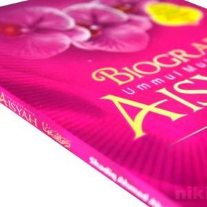Buku Biografi Aisyah Ummul Mukminin