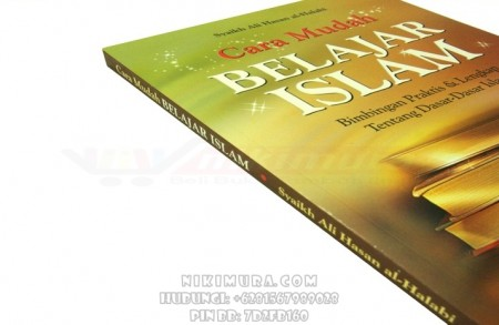 Buku Cara Mudah Belajar Islam