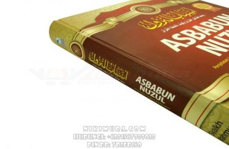 Buku Islam Asbabun Nuzul