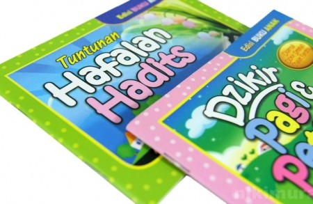 Buku Paket Anak Muslim