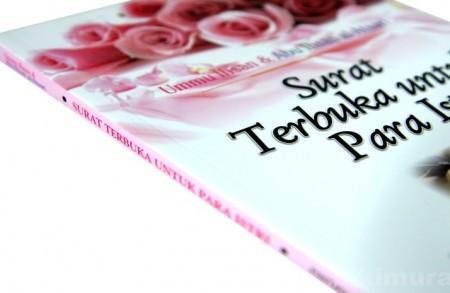 Buku Surat Terbuka Untuk Istri (Pustaka Imam As-Syafii)