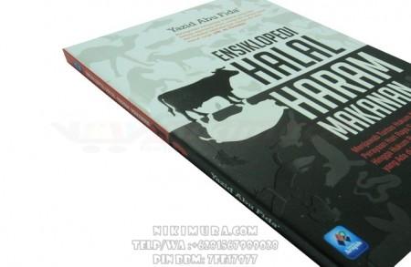 Buku Islam Ensiklopedi Halal Haram Makanan