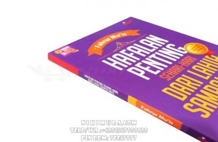 Buku Islam Hafalan Sehari Hari