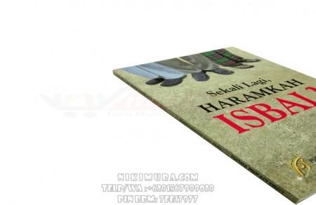 Buku Islam Haramkah Isbal