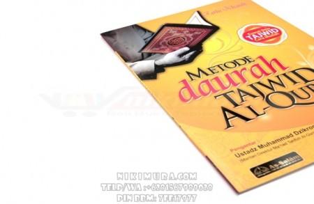 Buku Islam Metode Daurah Tajwid Al-Quran