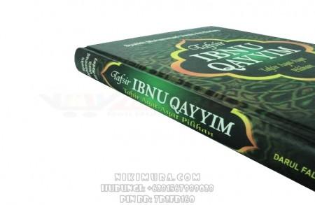 Buku Islam Tafsir Ibnu Qayyim (Darul Falah)