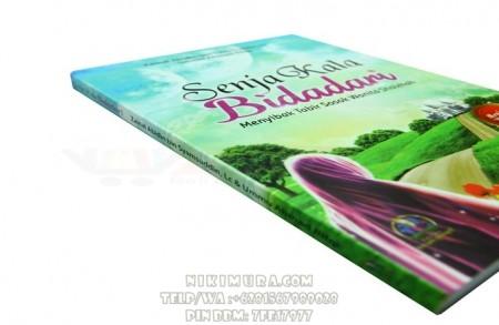Buku Islam Senja Kala Bidadari