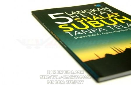 Buku Islam 5 Langkah Hebat Shalat Subuh Tanpa Telat