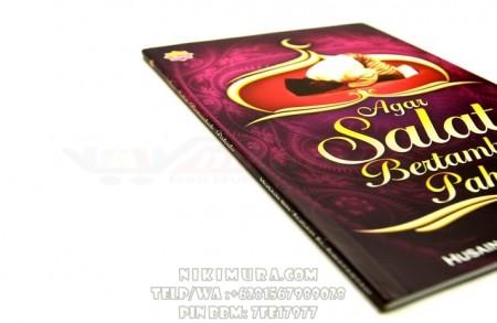 Buku Islam Agar Shalat Bertambah Pahala