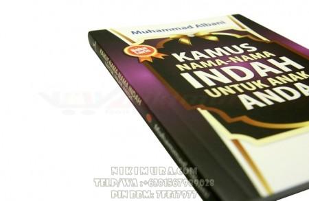 Buku Islam Kamus Nama Indah Untuk Anak Anda