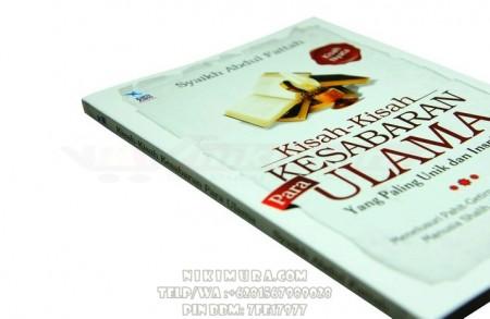 Buku Islam Kisah Kesabaran Ulama