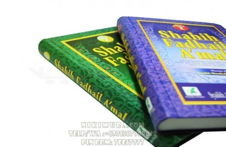 Buku Islam Paket Shahih Fadhail A'mal