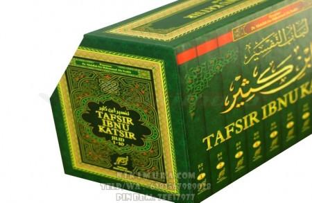 Tafsir Ibnu Katsir 10 Jilid (Pust Imam As-syafii)