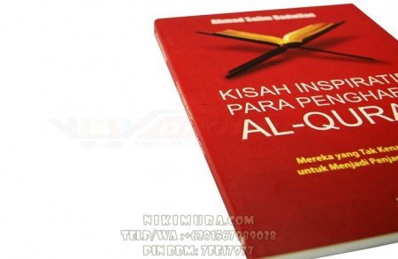 Buku Islam Kisah Inspiratif Penghafal Alquran