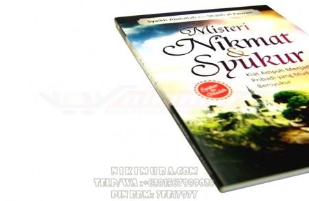 Buku Islam Misteri Nikmat dan Syukur