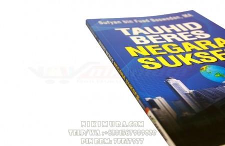 Buku Islam Tauhid Beres Negara Sukses