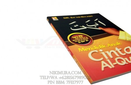 Buku Islam Cara Jitu Mendidik Anak Cinta Alquran