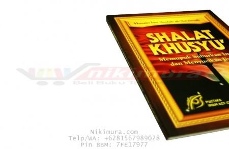 Buku Islam Shalat Khusyu