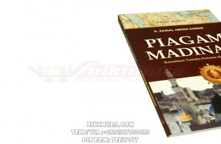 Buku Islam Piagam Madinah