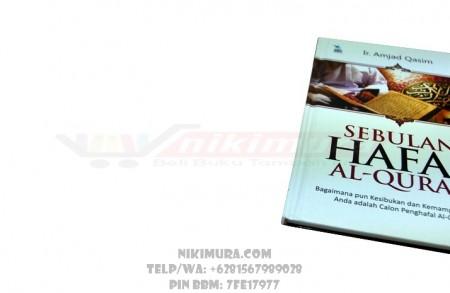Buku Islam Sebulan Hafal Al-Quran