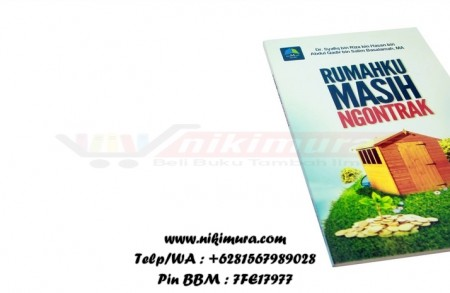 Buku Islam Rumahku Masih Ngontrak