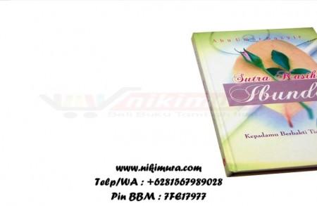 Buku Sutra Kasih Ibunda