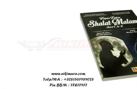 Buku Islam Kupas Tuntas Shalat Malam