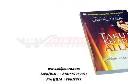 Buku Islam Takut Kepada Allah