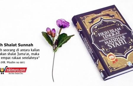 Buku Fikih Islam Madzhab Syafi'i
