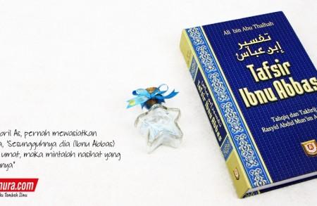 Buku Islam Tafsir Ibnu Abbas