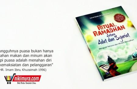 Buku Islam Ritual Ramadhan