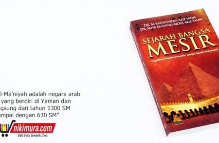 Buku Islam Sejarah Bangsa Mesir