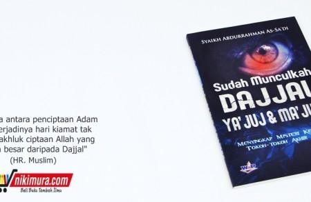 Buku Islam Sudah Munculkah Dajjal