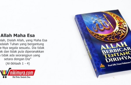 Buku Islam Allah Berbicara Tentang DiriNya