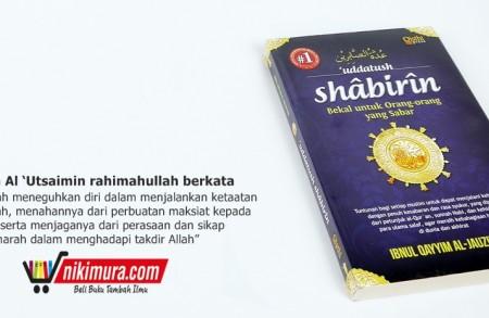 Buku Islam Bekal Orang Yang Sabar