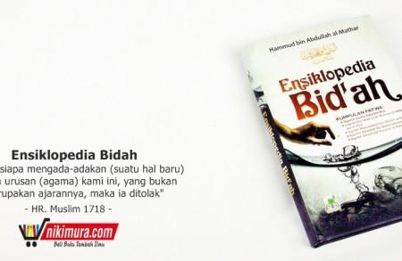 Buku Islam Ensiklopedia Bidah