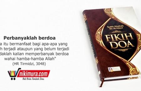 Buku Islam Fikih Doa