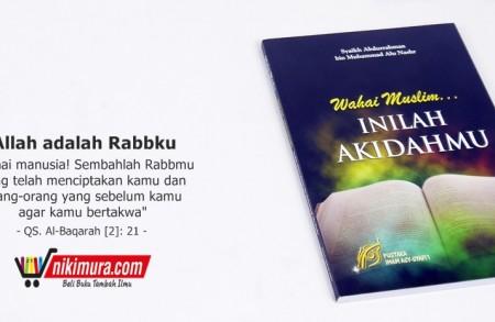 Buku Islam Inilah Akidah Muslim