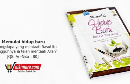 Buku Islam Memulai Hidup Baru