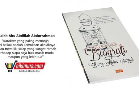 Buku Islam Biografi Ulama Ahlus Sunnah